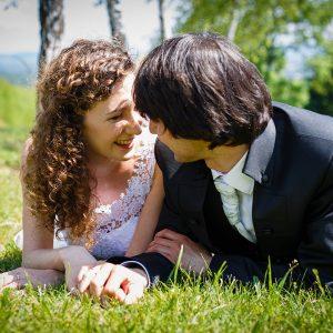 Para, która zorganizowała ślub