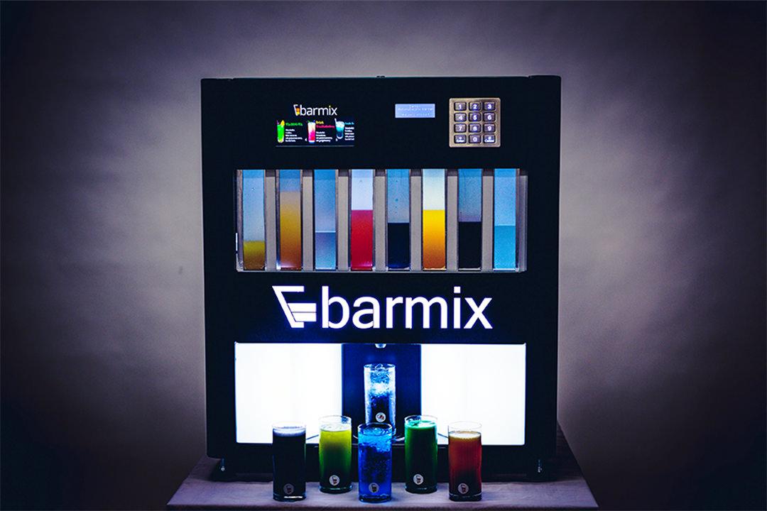 barmix atrakcja weselna automat
