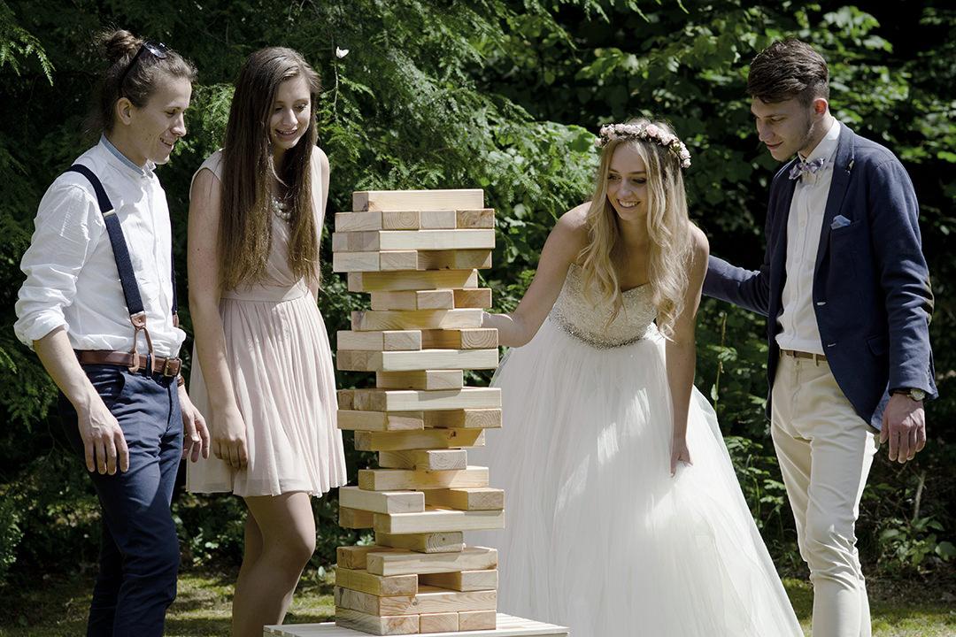 atrakcje na wesele